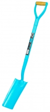 OX Trade solid forged cable laying shovel
