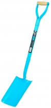 OX Trade solid forged trenching shovel